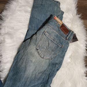 New Converse all star destroyed boyfriend jeans  4
